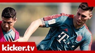 Bayern-Druck in Richtung BVB -