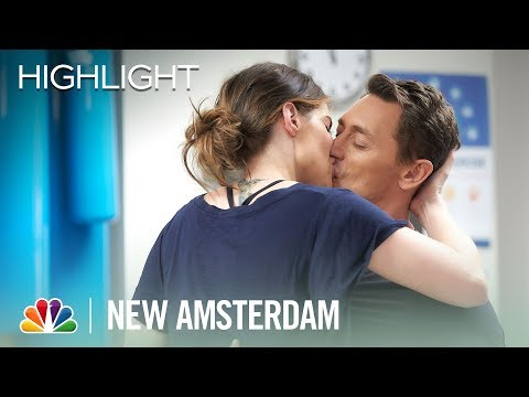 Bloom Takes Her Relationship with Ligon in a New Direction - New Amsterdam (Episode Highlight)
