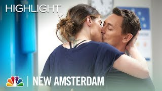 Bloom Takes Her Relationship With Ligon In A New Direction - New Amsterdam  Episode Highlight