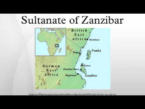 Sultanate of Zanzibar