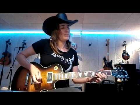 Georgia Peaches Lauren Alaina guitar cover