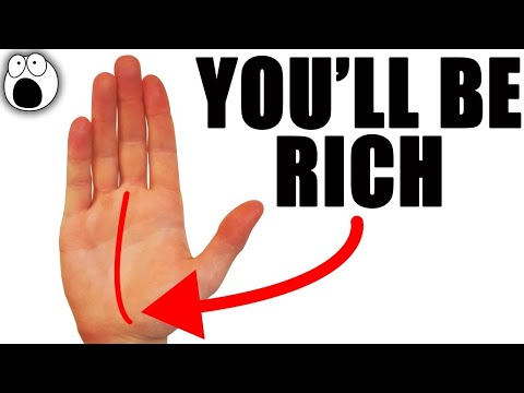 Top 10 Things Palm Reading Says About You