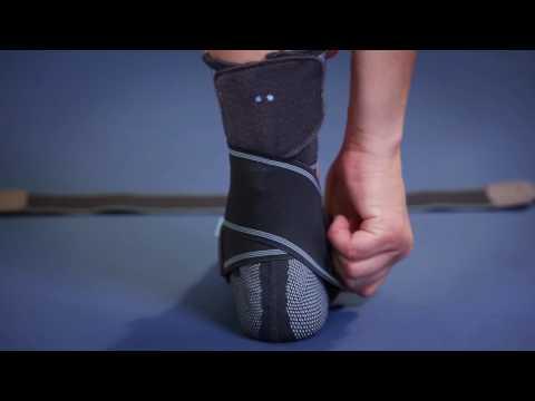 Изображение - Повязка на голеностопный сустав техника наложения hqdefault