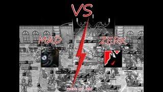 MAD VS ZERK (24-01-61) roexe sv. loki