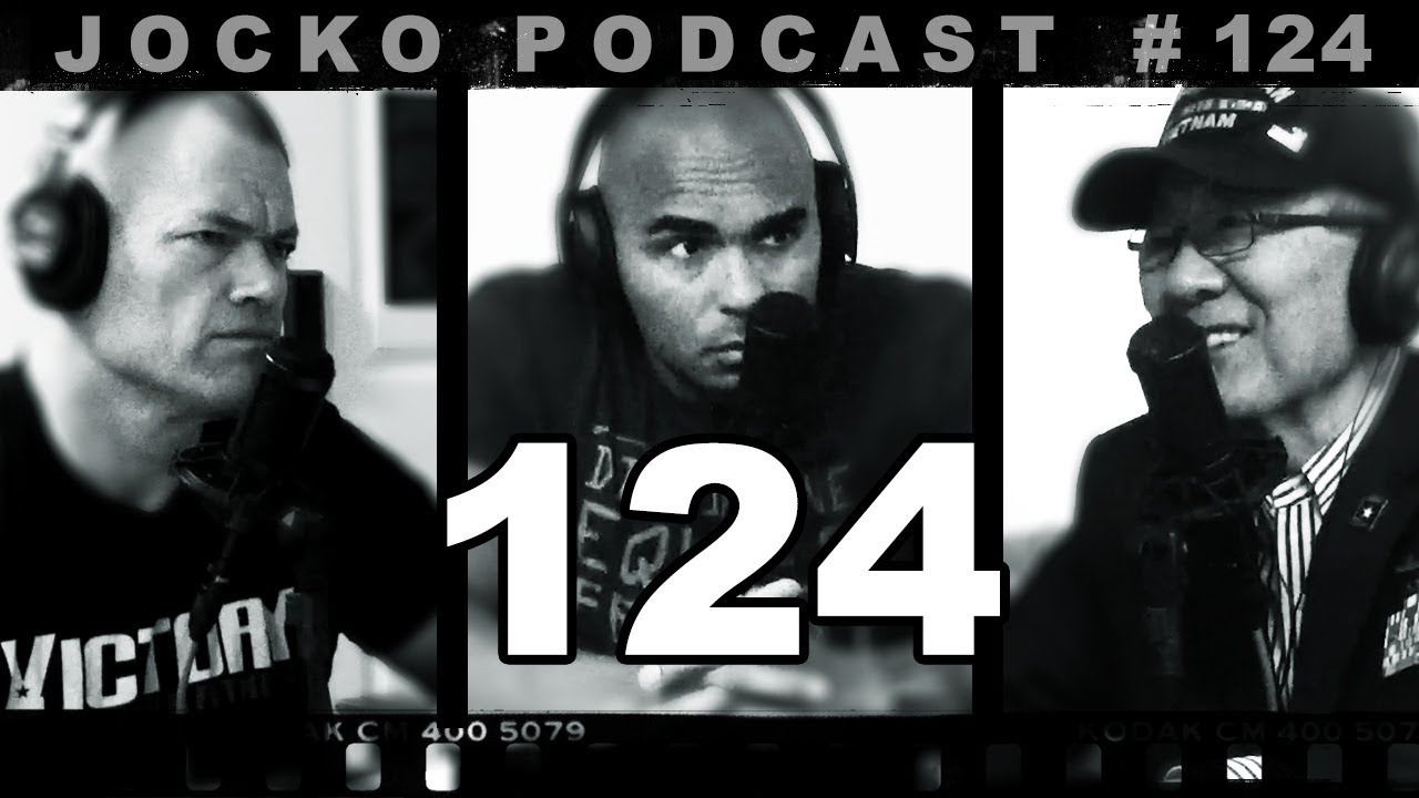 Jocko Podcast 124 w/ General James