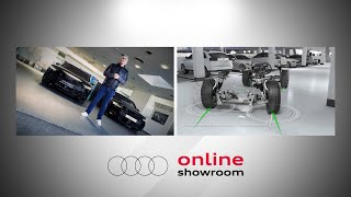 Audi Online Showroom - Audi A8 vs. S8