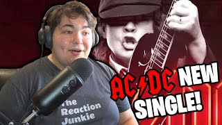 AC/DC - Shot In The Dark (Official Audio) [REACTION]