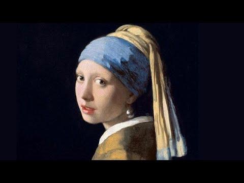 Vidéo Narration Visite privée au musée - Vermeer