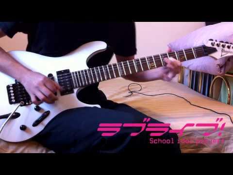 Bokura wa Ima no Naka de - µ's - Guitar Cover