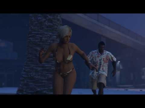 "GTAV PS4 | Kyle x lil Yatchy ""i Spy""  Music Video"