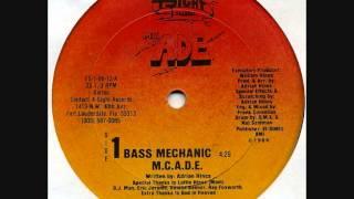 M.C. A.D.E. - Bass Mechanic