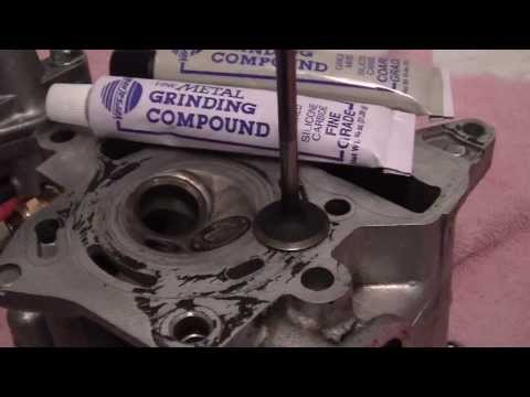 84)- PROJECT Honda RUCKUS - HOW TO= Engine COMPLETE REBUILD