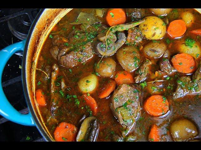 Incredible Comforting Lamb Stew | CaribbeanPot.com