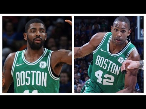 Kyrie Irving and Al Horford Lead Celtics to Comeback Win vs. Thunder | November 3, 2017