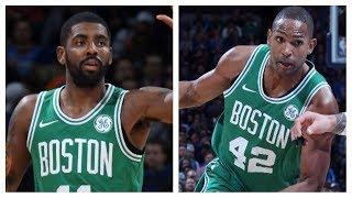 Kyrie Irving and Al Horford Lead Celtics to Comeback Win vs. Thunder | November 3, 2017