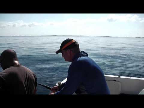 Deep Sea Fishing In Cuba Catching Big White Grunts