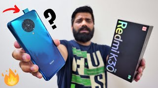 Redmi K30 Pro 5G Unboxing & First Look - POCO F2 Pro??? Best Redmi Smartphone???🔥🔥🔥