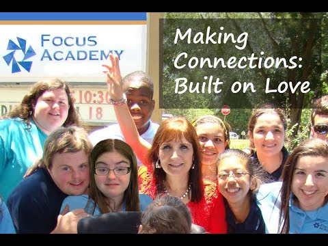 Focus Academy: Making Connections Built on Love
