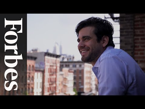 Josh Bruno Is Trying To Fix In-Home Senior Care In America - 30 Under 30 | Forbes