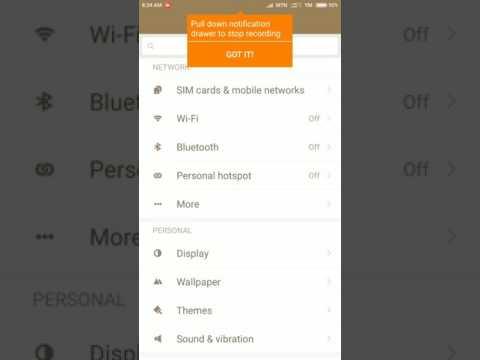 Xiaomi MI Max CDMA2000 EVDO problem