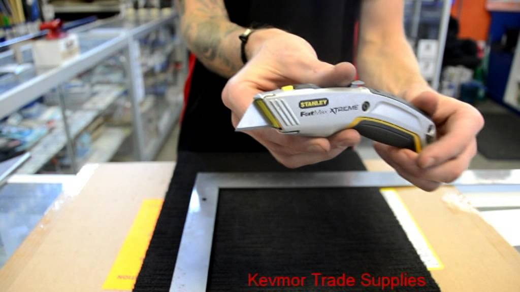 Stanley 10-789 Fat Max XTREME Twin Blade Knife