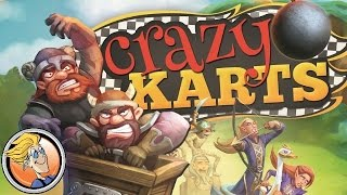 Crazy Karts — Origins Game Fair 2016