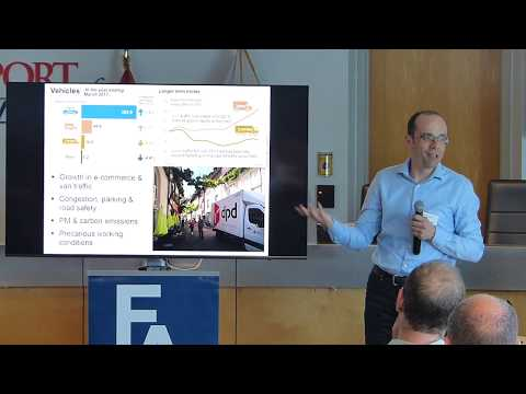 Seminar - Automation in Transport - Tim Schwanen, University of Oxford 1