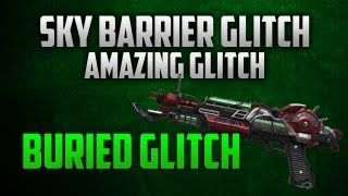 Black Ops 2: Buried Glitches - Sky Barrier Glitch (Amazing Glitch)