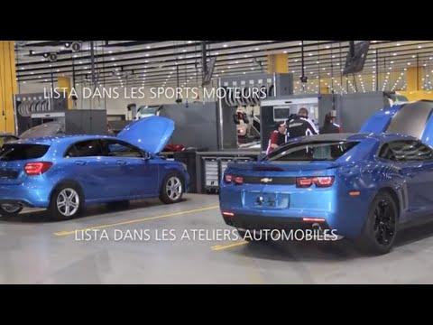 LISTA - Système D'atelier Automobile