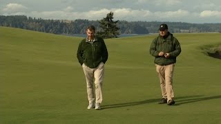 Meet the agronomists who oversee the turf at Chambers Bay