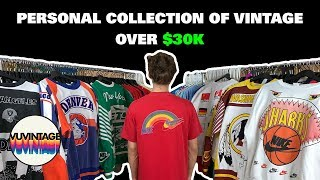Vintage Nike T Shirt Collection By vuvintage - Over $30K of Rare Tees