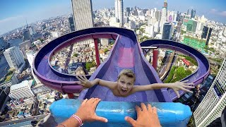 Top 5 Most Insane Waterslides That WILL MAKE YOU CRY!