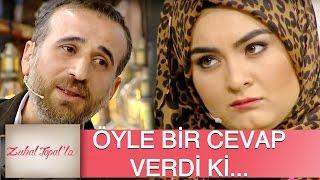 Zuhal Topal'la 95. Bölüm (HD) | Hanife, Talibi Güney'e öyle Bir Cevap Verdi ki...