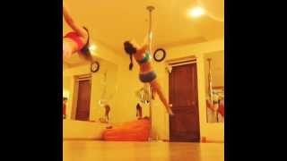 уроки стриппластики видео - Школа танцев Pole Dance Queen - Шумкова Александра