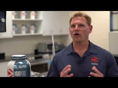 Behind the Science of Dymatize ISO100