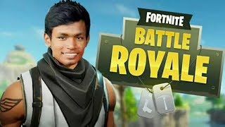 Fortnite Battle Royale Multiplayer Ps4 | Tamil Gamers