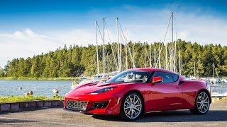 Test Drive: Lotus Evora 400