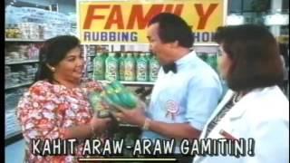 "Family Rubbing Alcohol ""Supermarket"" TVC 15s"