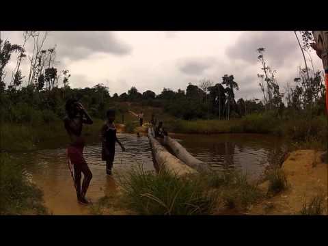 Congo 2013 - Dintorni della Base vie (M'boundi)
