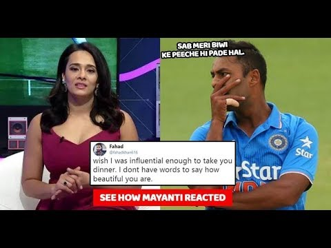 Fan Asked Mayanti Langer For A Dinner Date. Her Reply Proves She's Beauty With Brain thumbnail