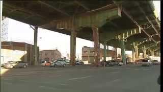 Garbage transfer station   New York News Video
