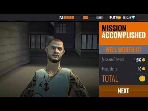 Sniper 3D Assassin: Free Games обзор игры #2