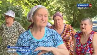 Поселок Привольный живет на привозной воде