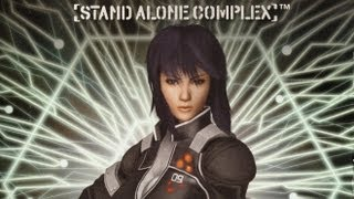 Classic Game Room - GHOST IN THE SHELL: STAND ALONE COMPLEX game review for PS2