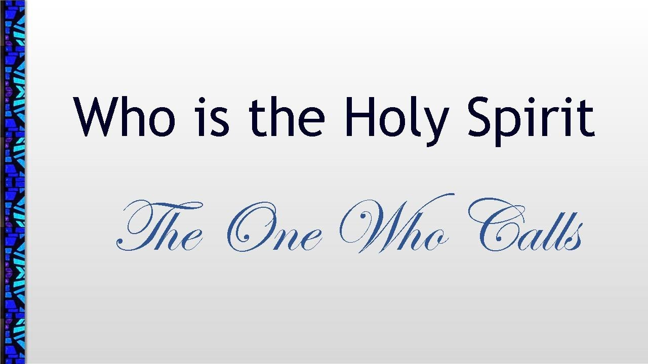 May 31, 2020 Service: The One Who Calls (Replay)