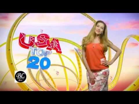 USA TOP 20 с Юлией Тойвонен на канале Music Box UA (эфир от 2.03.15)