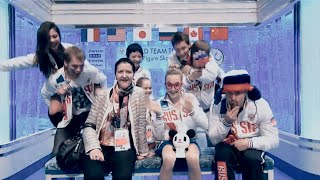 КЧМ 2015 Сборная России по фигурному катанию Нас не догонят