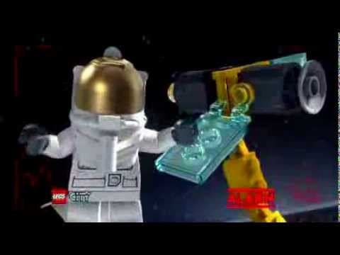 LEGO City Space Center 3368 - YouTube