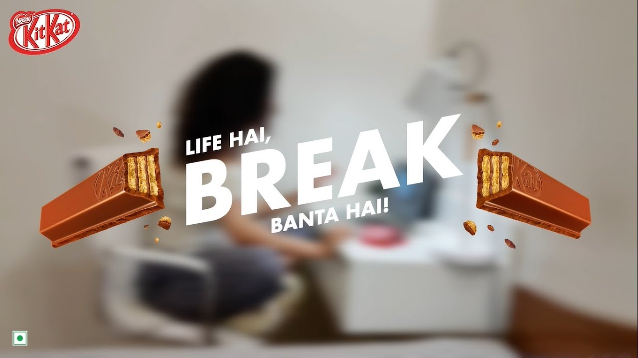 Friday night boredom? Life hai, KitKat break banta hai!