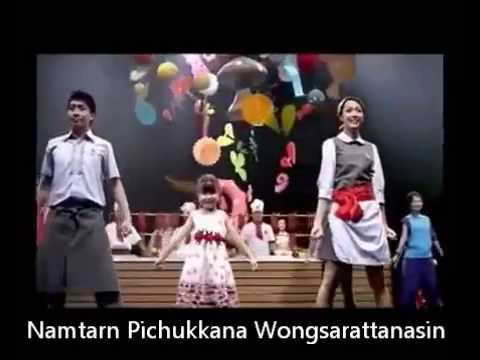 น้ำตาล พิจักขณา โฆษณา เอ็มเคสุกี้ ปี 2555 Namtarn TVC MK Suki Restaurant